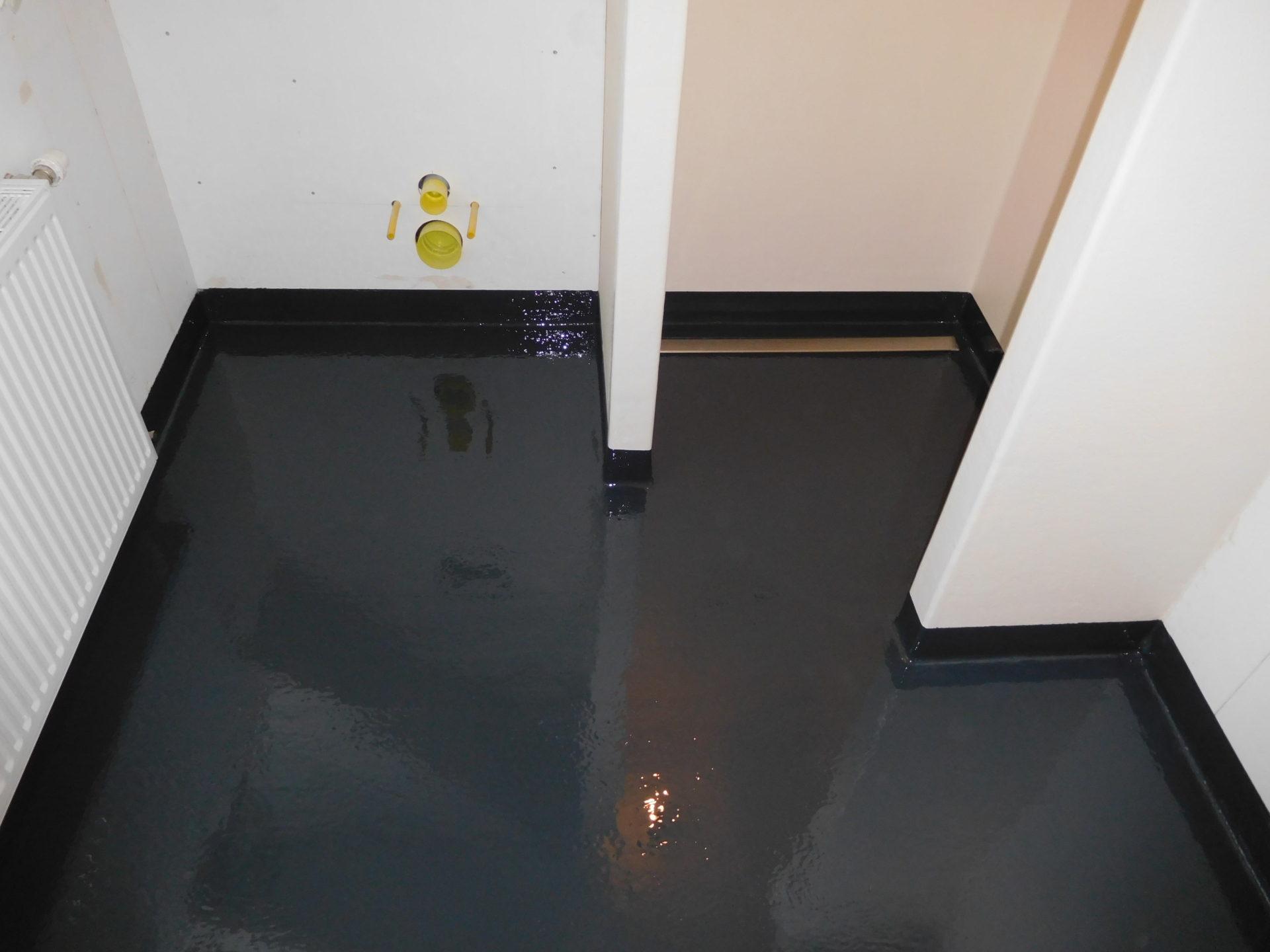 Polyester Badkamer Muur : Multiplex badkamer vloer: stucdeco unieke afwerking voor muren en